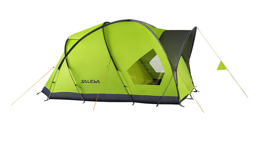 Salewa Alpine Hut III tent groen